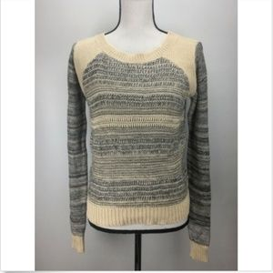 Abound Sweater Junior Size Marled Pattern